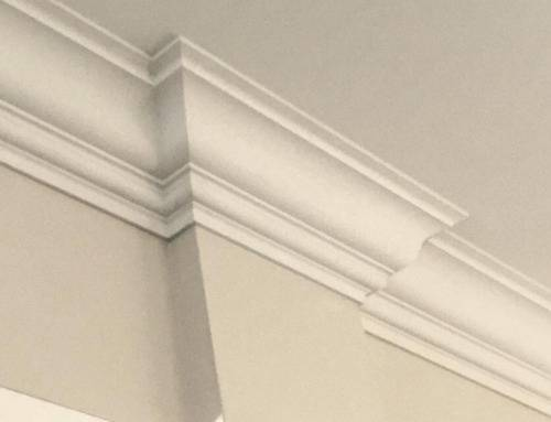 HERE IS WHY YOU SHOULD SELECT MDF CROWN MOULDING OVER A PLASTER OR FOAM CROWN MOULDING!