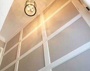 Wainscoting Design And Installation Service In Toronto Area