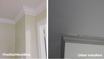 Crown Moulding Toronto installation Services  Call for an FREE estimate
