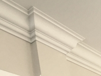 Best quality crown molding installation in Toronto area