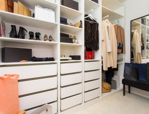 3 Makeover Tips for Bedroom Closet Organizers