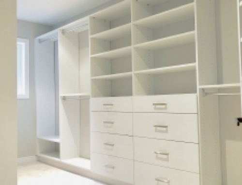 Tips to DIY your closet and make it functional